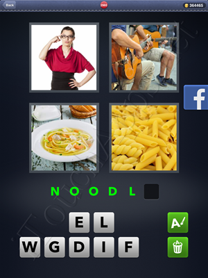 4 Pics 1 Word Level 2980 Solution