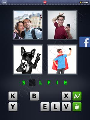 4 Pics 1 Word Level 2994 Solution
