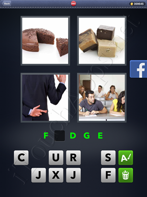 4 Pics 1 Word Level 2995 Solution