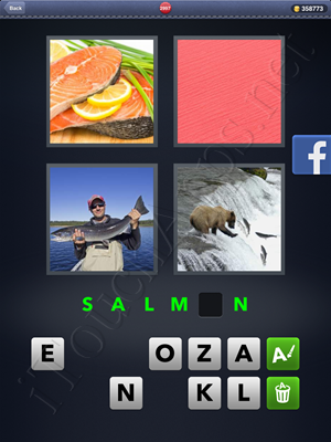 4 Pics 1 Word Level 2997 Solution