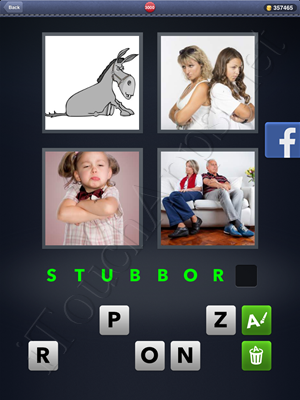4 Pics 1 Word Level 3000 Solution