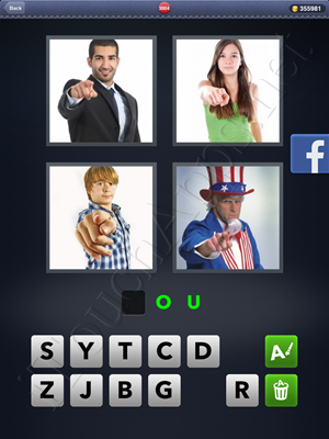 4 Pics 1 Word Level 3004 Solution