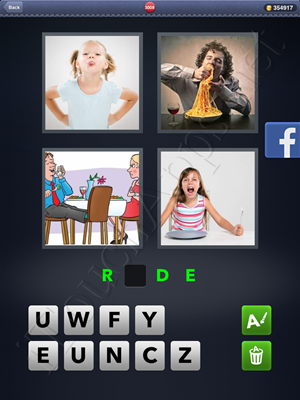 4 Pics 1 Word Level 3008 Solution