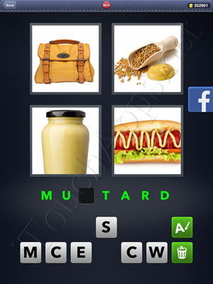 4 Pics 1 Word Level 3014 Solution