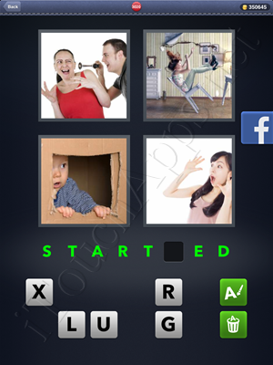 4 Pics 1 Word Level 3020 Solution