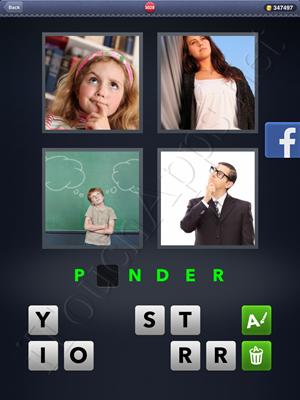 4 Pics 1 Word Level 3028 Solution
