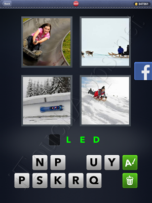 4 Pics 1 Word Level 3029 Solution
