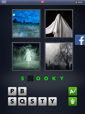 4 Pics 1 Word Level 3034 Solution