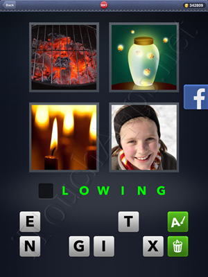 4 Pics 1 Word Level 3041 Solution