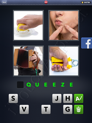 4 Pics 1 Word Level 3046 Solution