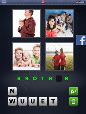 4 Pics 1 Word Level 3047 Solution