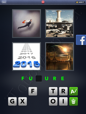 4 Pics 1 Word Level 3048 Solution