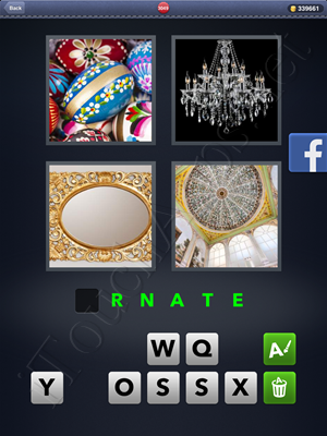 4 Pics 1 Word Level 3049 Solution