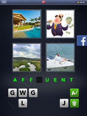 4 Pics 1 Word Level 3050 Solution