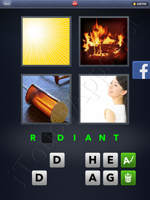 4 Pics 1 Word Level 3051 Solution