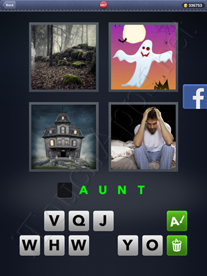 4 Pics 1 Word Level 3057 Solution