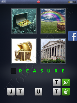 4 Pics 1 Word Level 3059 Solution
