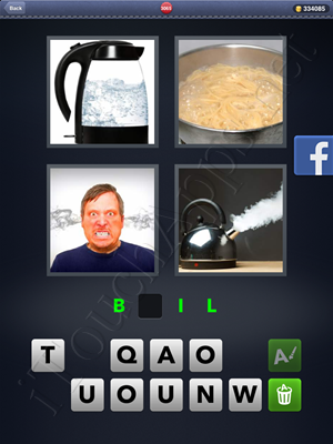 4 Pics 1 Word Level 3065 Solution