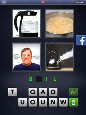 4 Pics 1 Word Level 3065 Solution