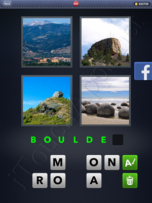 4 Pics 1 Word Level 3066 Solution