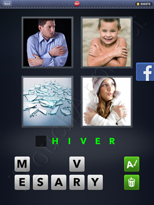 4 Pics 1 Word Level 3067 Solution