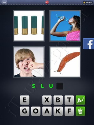 4 Pics 1 Word Level 3073 Solution