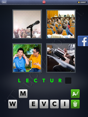 4 Pics 1 Word Level 3078 Solution