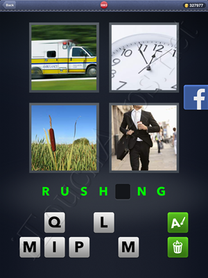 4 Pics 1 Word Level 3083 Solution
