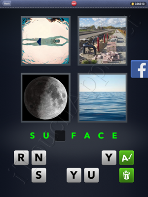 4 Pics 1 Word Level 3087 Solution