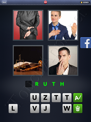 4 Pics 1 Word Level 3089 Solution