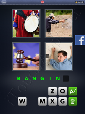 4 Pics 1 Word Level 3093 Solution