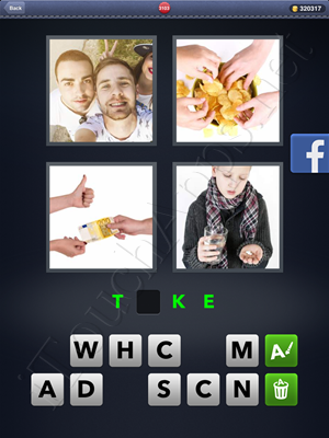 4 Pics 1 Word Level 3103 Solution