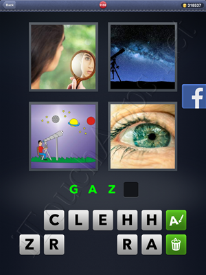 4 Pics 1 Word Level 3108 Solution