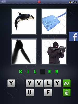 4 Pics 1 Word Level 3111 Solution