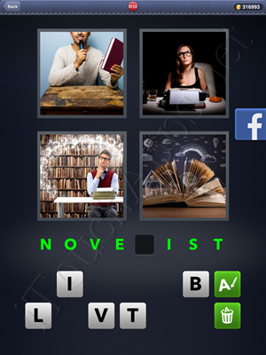 4 Pics 1 Word Level 3112 Solution