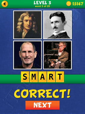 4 Pics Mystery Level 3 Word 3 Solution