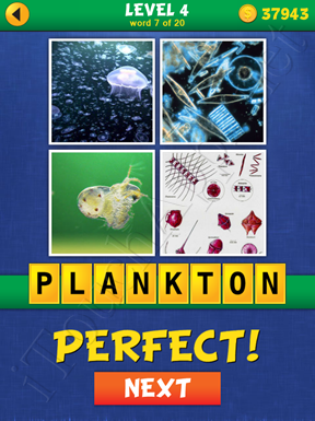 4 Pics Mystery Level 4 Word 7 Solution