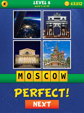 4 Pics Mystery Level 6 Word 3 Solution