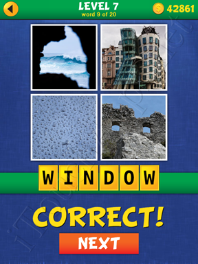 4 Pics Mystery Level 7 Word 9 Solution