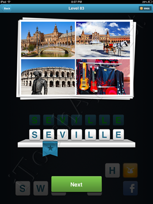 City Quiz Level 83 Answer