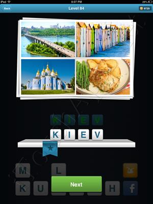 City Quiz Level 84 Solution
