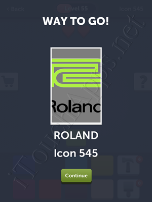 Colormania Solutions for Icon 545