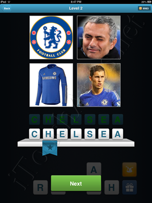Football Quiz Level 2 Solution