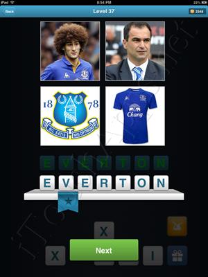 Football Quiz Level 37 Solution
