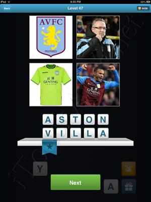 Football Quiz Level 47 Solution