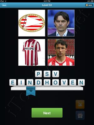 Football Quiz Level 53 Solution