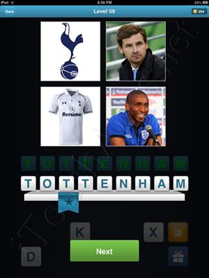 Football Quiz Level 59 Solution