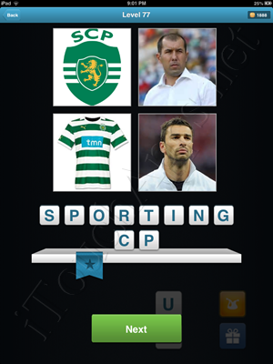 Football Quiz Level 77 Solution