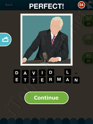 Hi Guess the Celebrity Level Level 7 Pic 1 Answer