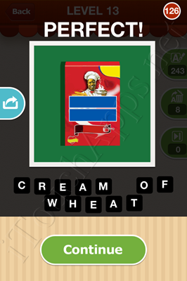 Hi Guess the Food Level 13 Pic 126 Answer
